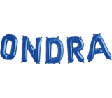 Albi Inflatable name Ondra 49 cm