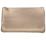 Diva & Nice Cosmetic handbag ECO leather rose gold 14 x 25 cm