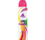 Adidas Cool & Care 48h Get Ready! for Her antiperspirant deodorant spray for women 150 ml
