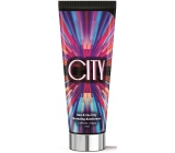 Soleo City with Caffeine Moisturizing bronze self-tanning tanning accelerator for solarium 200 ml tube