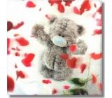 Me to You Chocolate 3D Rose petals 90 g