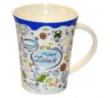 Nekupto Gift Center Mug Best Daddy DC5 NDA 002 11 x 9 x 6,2 cm