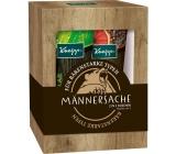 Kneipp Männersache shower gel for men 200 ml + Startclar shower gel for men 200 ml, cosmetic set