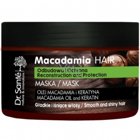 Dr. Santé Macadamia Hair Macadamia oil and keratin mask for weakened hair 300 ml