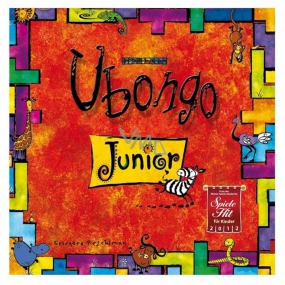 Albi Ubongo Junior board game for 2 - 4 players, recommended age from 5+