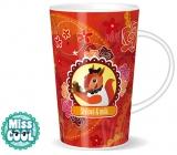 Nekupto Miss Cool Mug Squirrel Stylish & nice 350 ml