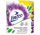 Linteo Mega Double-layer kitchen towels, made of 100% cellulose 100 m 1 piece