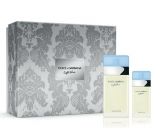 Dolce & Gabbana Light Blue EdT 100 ml Eau de Toilette + 25 ml Eau de Toilette Gift Set