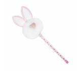 Albi Ballpoint pen with white rabbit bunny