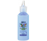 Amos Colors for glass 9. Dark blue 22 ml