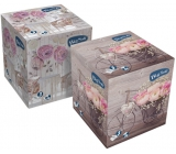 Big Soft Cosmetic wipes paper 3 ply box 60 pieces