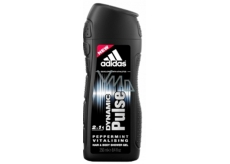 Adidas Dynamic Pulse 2in1 250 ml men's shower gel for body and hair
