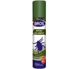 Bros Repellent spray on clothes repels and kills ticks 90 ml