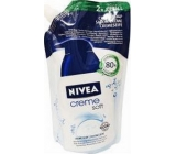 Nivea Creme Soft liquid soap with almond oil refill 500 ml
