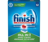 Finish All in 1 Deep Clean tablety do myčky nádobí 52 kusů