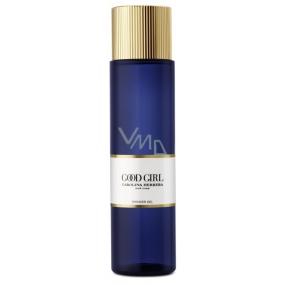 Carolina Herrera Good Girl shower gel for women 200 ml