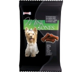 Mlsoun Mini Bones smoked supplementary food for dogs 50 g