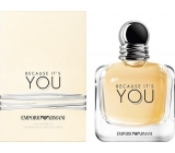 Giorgio Armani Emporio Because Its You EdP 50 ml Women's scent water