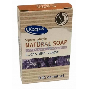 Kappus Natural Lavender certified natural hotel toilet soap 13.5 g