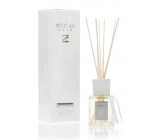 Millefiori Milano Zona Fior di Muschio - Fine Moss Diffuser 250 ml + 7 stalks 30 cm long for medium-sized spaces lasts 3 months