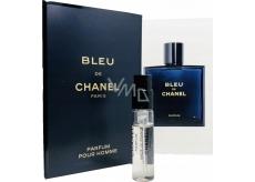 Chanel Bleu de Chanel Parfum 1.5 ml mens vial