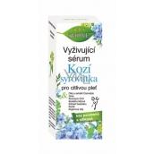 Bione Cosmetics Goat Whey Nourishing Serum For Restoring Skin Density For Sensitive Skin 40 ml