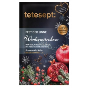 Tetesept Winter fairy tale bath salt 60 g