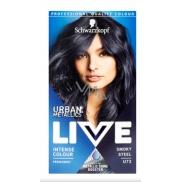 Schwarzkopf Live Urban Metallics Hair Color U73 Smoky Steel