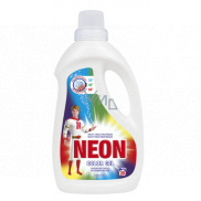 NEON Color fresh gel for washing colored laundry 20 doses 1 l