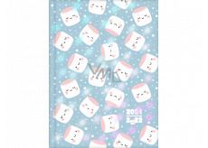 Albi Diary 2021 - 2022 shining student Marshmallow 14.7 cm x 20.8 cm x 1.5 cm