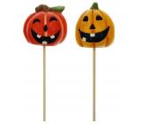 Emocio Halloween Pumpkin ceramic recess 1 piece different motifs