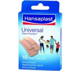 Hansaplast Universal strong adhesive patch of 10 pieces