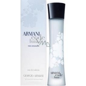Giorgio Armani Code Luna Eau de Toilette for Women 50 ml