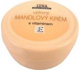 Luna Natural nourishing almond cream with vitamin E 200 ml