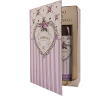 Bohemia Gifts & Cosmetics Book A Tale of Mom shower gel 250 ml + oil bath 200 ml (with a pleasant lavender scent), cosmetic set