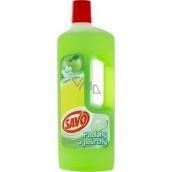 Savo Floors and Surfaces Green apple universal cleaner 750 ml