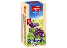 Apotheke Bronchial tea with mallow 20 x 2 g