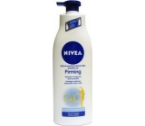 Nivea Q10 Plus Firming Firming Body Lotion for Normal Skin Dispenser 400 ml