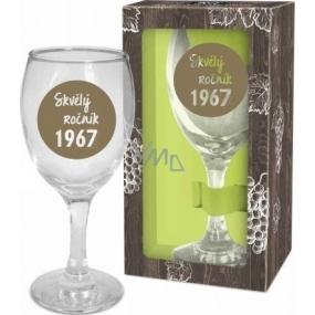 Albi Můj Bar Wine glass 1967 220 ml