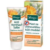 Kneipp Calendula, rosemary Ointment on the horned skin 50 ml