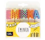 Albi Cake candles name - Eminka, 2.5 cm