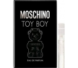 Moschino Toy Boy EdT 1 ml men's eau de toilette spray, Vialka
