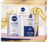 Nivea Beautiful Age day cream 50 ml + night cream 50 ml + micellar water 200 ml, cosmetic set for women