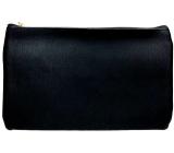 Diva & Nice Cosmetic handbag ECO leather black 16 x 26 cm