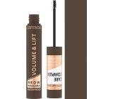Catrice Volume & Lift Brow Mascara Waterproof eyebrow mascara 030 Medium Brown 5 ml
