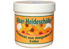 Alter Heideschafer Calendula ointment anti-inflammatory, softens, heals, scars, 250 ml