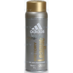 Adidas Victory League antiperspirant deodorant spray for men 150 ml