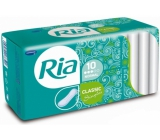 Ria Classic Singles Normal sanitary pads without wings 10 pieces