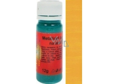 Art e Miss Color for light and dark textiles 63 metallic orange 12 g