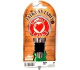 Nekupto Nerezová zátka na víno 003 Nápoj lásky